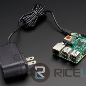 5V 2A Switching Power Supply and Pi 3