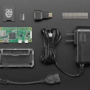 Raspberry Pi Zero W Budget Pack