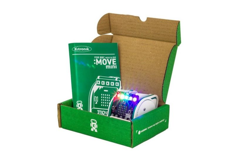 :MOVE mini buggy kit for micro:bit