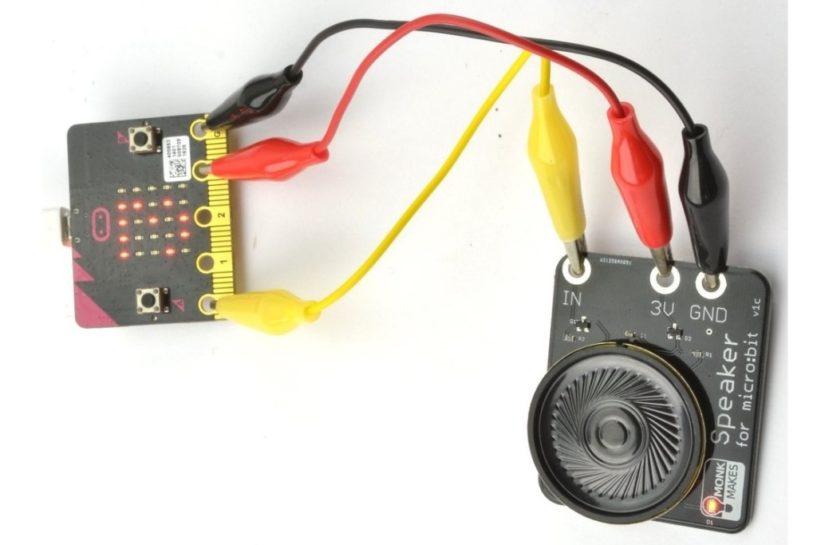 Speaker for micro:bit