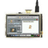 3.5inch HDMI LCD front 2