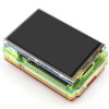 3.5inch RPi LCD A case