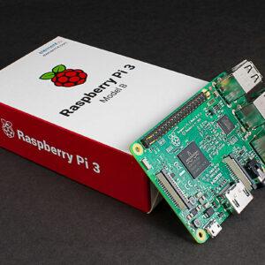 Raspberry pi 3 model b s 1