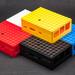 LEGO Case for Raspberry Pi