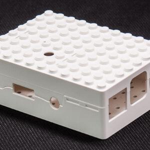 pi3 white lego case s