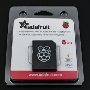 adafruit 8GB microSD with adapter
