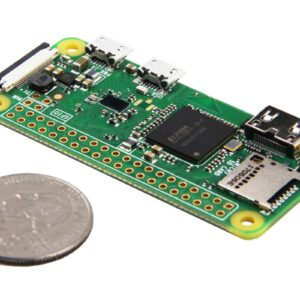 Seeedstudio Raspberry Pi Zero W Barebones Kit 2