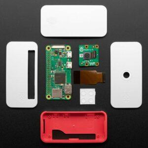Raspberry Pi Zero W Camera Pack 2