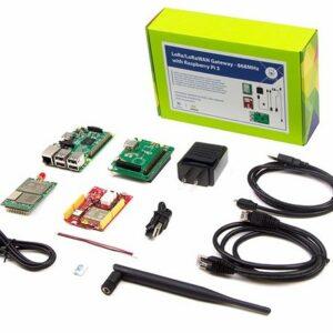 LoRa LoRaWAN Gateway 868MHz Kit with Raspberry Pi 3 1