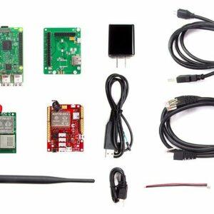 LoRa LoRaWAN Gateway 868MHz Kit with Raspberry Pi 3 2