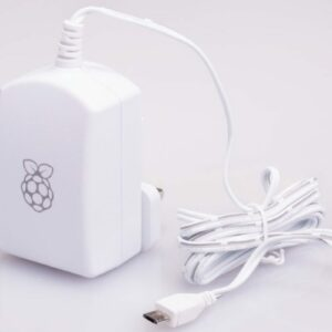 Official Power supply white 1