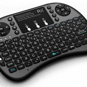 Rii Mini Wireless Keyboard i8plus 1
