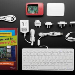 Raspberry Pi 3 Starter Kit 2