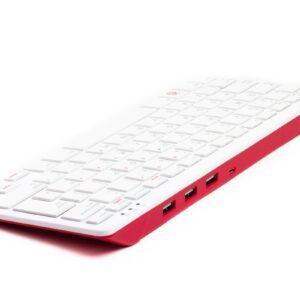 Raspberry Pi keyboard and hub 3