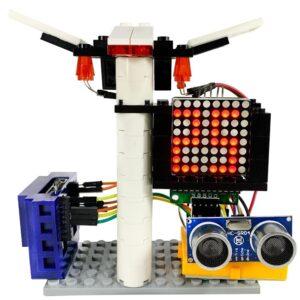 webduino lego street light drsmart 2