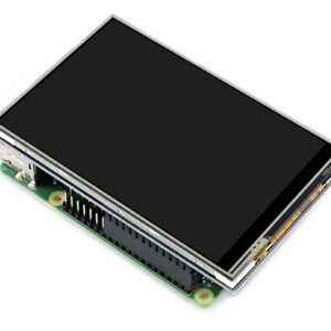 4inch RPi LCD C test