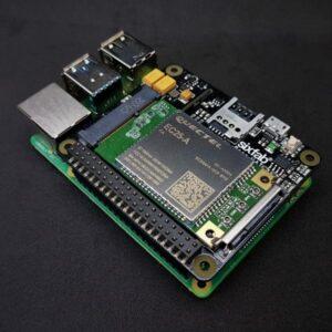 Raspberry Pi 3G 4G LTE Base HAT 2