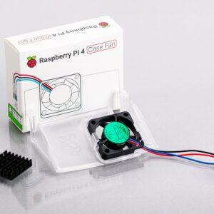 raspberry pi 4 case fan 1
