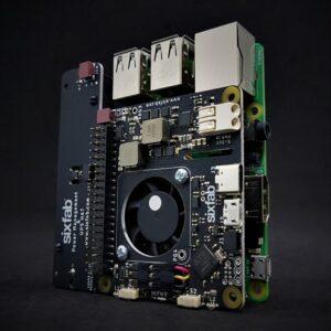 Sixfab RPi UPS Power HAT 2